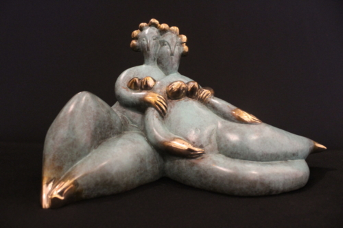Mes Amies 2/8 Bronze